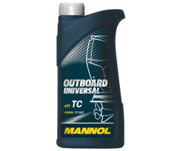 Масло Mannol Outboard Universal