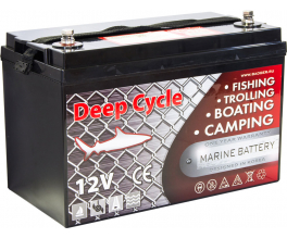 Аккумулятор Marine Deep Cycle AGM 100Ah 12V