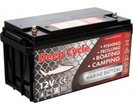 Аккумулятор Marine Deep Cycle GEL 80Ah 12V
