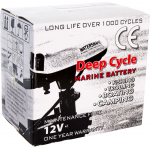 Аккумулятор Marine Deep Cycle GEL 90 Ah 12V