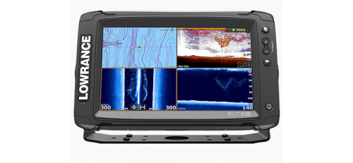 Эхолот Lowrance Elite-9Ti Mid/High/TotalScan в Москве