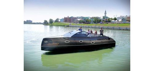 Катер Cruiser Velvette 33 INTELLIGENT