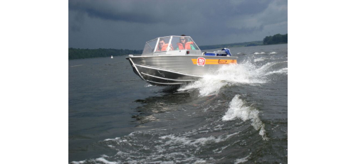 Катер Wellboat 45