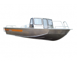 Катер Wellboat 55Jet