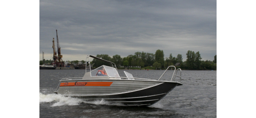 Катер Wellboat 63