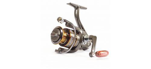 Катушка SkyFish Gold 2000 F, 10+1 подш, мет. шпуля
