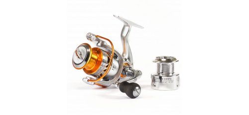 Катушка SkyFish Scorpion 2000 FA, 10+1 подш, мет. и пласт. шпули